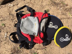 Train with Hyperwear Sandbells anywhere