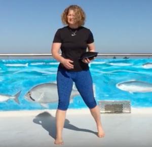 Training with Hyperwear Sandbells