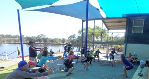 LEAP n2u Fitness 'Optimising Mobility for Paddling Performance' with the Swan River Kayak Meetup