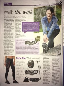 Vary Your Walking for Better Health