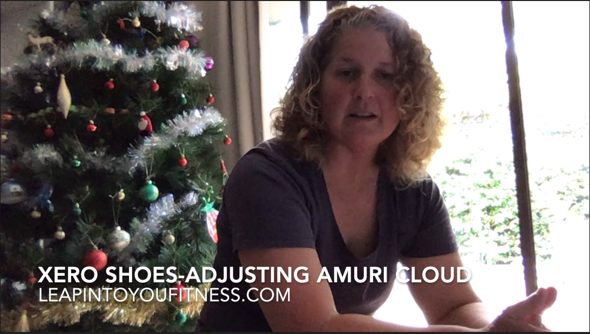 Fitting Amuri Cloud barefoot sandals