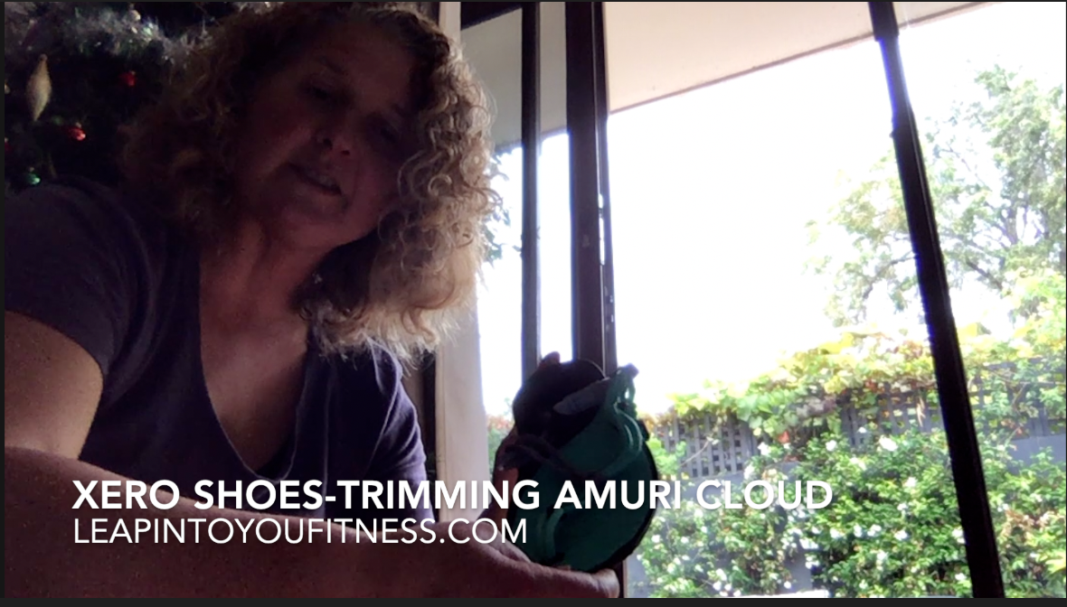 Xero Shoes – Trimming the Amuri Cloud