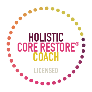 Holistic Core Restore Licensed Coach