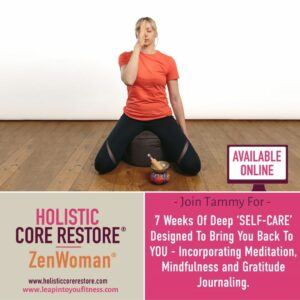 Join Tammy At LEAP n2u Fitness for ZenWoman